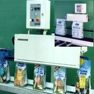 Continuous Sealers for laminates, etc