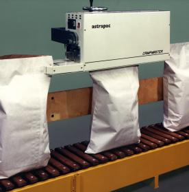 Continuous Heat Sealers Sealing Machines For Laminated Film