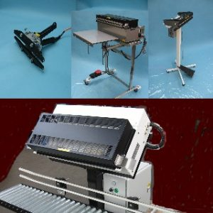 Constant Heat Jaw Sealers For Laminated Films, Manual and Semi Automatic