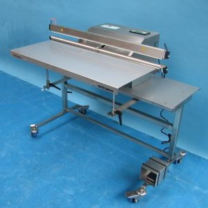 Vacuum Sealers with Gas Flush Option