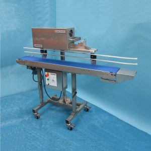 Continuous Sealers for Laminated pouches and complex films